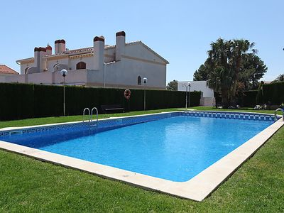 Photo for 3 bedroom Villa, sleeps 8 in l'Hospitalet de l'Infant with Pool