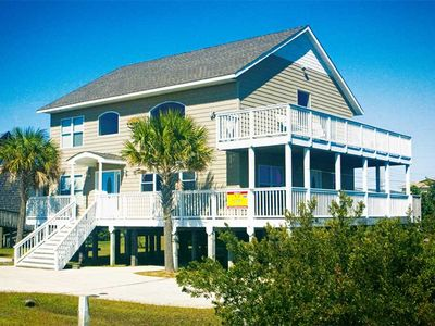 Photo for Come Stay & Relax Oceanside in Salvo! Dog-Friendly w/ Hot Tub, Game Room, WiFi