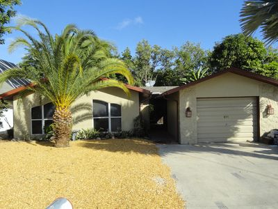 Photo for Fort Myers Beach Newly Renovated 3 Bedroom 2.5 Bath Home Heated Pool Hot Tub