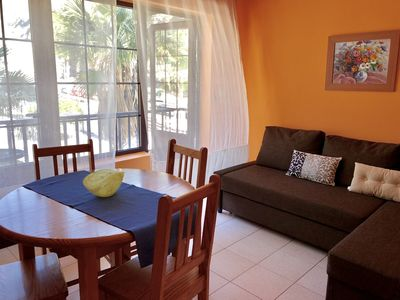 Photo for SPACIOUS APARTMENT NEAR THE BEACH