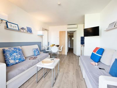Photo for Résidence Pierre & Vacances Premium Port-Prestige **** - 2/3-Room Apartment 6 People Superior - Whirlpool