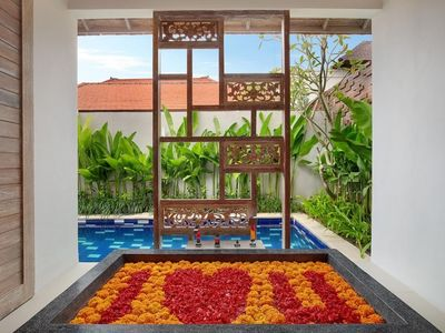 Photo for 1BDR Spacious villa private pool Canggu