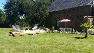 Photo for House Guest House in the countryside. Near Mont St Michel, Cancale, St Malo