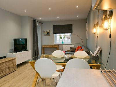 Photo for Stylish warehouse apartment in Central Cardiff