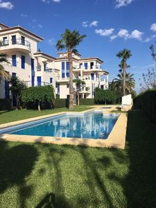 Photo for Holiday apartment Dénia for 2 persons with 1 bedroom - Holiday apartment