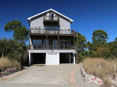 Photo for Spacious House just steps away from the beach and has an elevator!