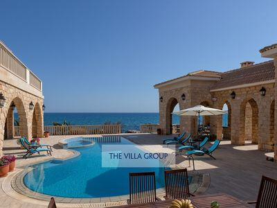 Photo for Alaminos Villa, Sleeps 18 with Pool, Air Con and WiFi