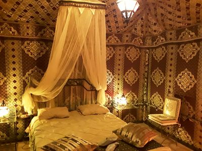 "Photo for Oriental Prince's Tent - the ""1000 and 1 Night"" experience"