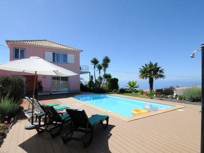 Photo for 3BR Villa Vacation Rental in Prazeres, Madeira