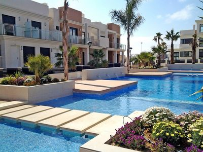 Photo for 2 New townhouse in ZeniaBeach residence
