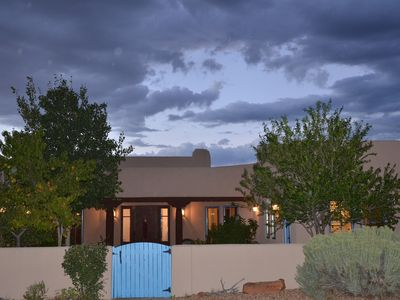 Photo for Casa Serena - 100 mile views, kiva fireplaces, short drive to town, hiking...