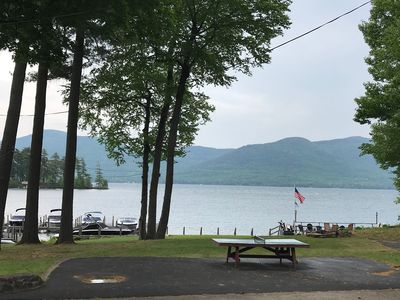Photo for Cozy  Vacation Cottage on Beautiful Lake George.