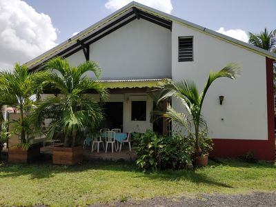 Photo for Superb modern villa close to everything in Le Gosier for 6 people