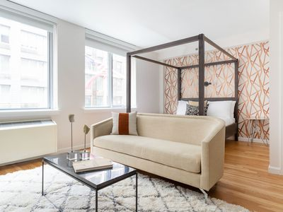 Photo for Lively Studio in Chelsea by Sonder