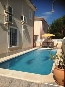Photo for Beachside House with Private pool, Barbeque, golf courses, markets  & amenities