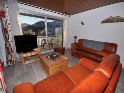 Photo for Apartment Alpe d'Huez, 2 bedrooms, 8 persons