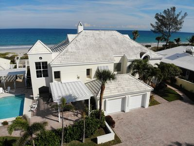 The Whale House. Direct Oceanfront. Sleeps 7.