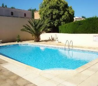 Photo for Rent Flat in residence for 4 person (s) - Argelès-sur-Mer -------