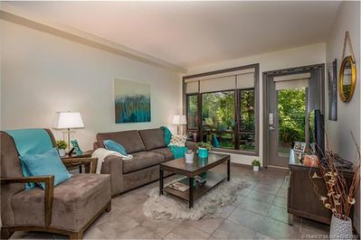 Living Room/ Private Entrance