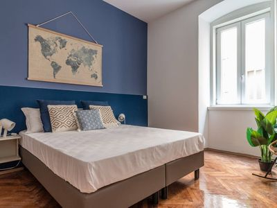 Photo for Precious room with private bathroom Persian Blue