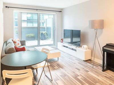 Photo for Renovated Downtown Toronto Apartment with Balcony