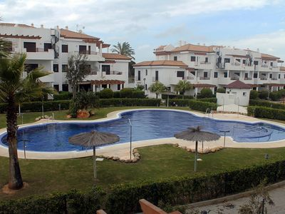 Photo for Apartment on 2nd floor 550 meters from the beach 129