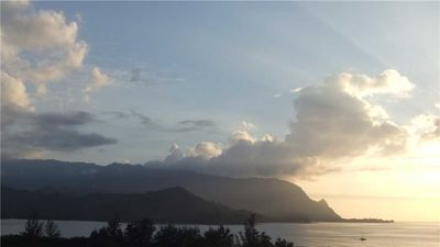 Photo for You are guaranteed to be awed by the most spectacular views of Hanalei Bay and Bali Hai!