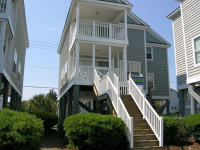 Photo for Oceanfront 4 BR/4 BA Home -  Outdoor Pool Heated April & May