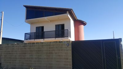 Photo for BEACH HOUSE WITH SWIMMING POOL. 3 BEDROOMS. 100 M FROM THE BEACH.