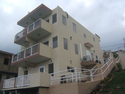 Photo for Fully Equipped Villa for 6 guests with Spectacular Bay View At Culebra Island
