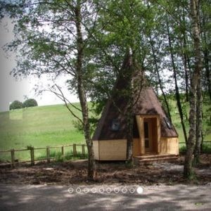 Photo for unusual cottages in the heart of nature Tipis 1