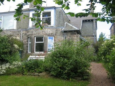 Photo for 2BR Cottage Vacation Rental in St Andrews, Fife