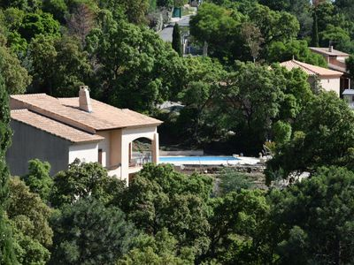 Photo for Gulf of St. Tropez, Pretty Villa With Swimming Pool, Small Sea View, Quiet, Luxurious