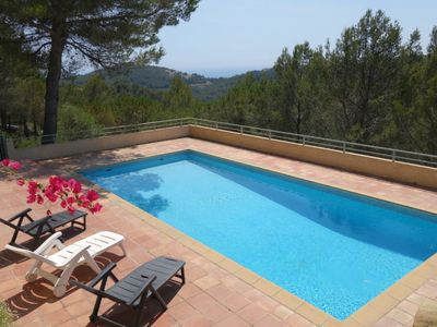 Photo for Vacation home La Lézardière  in Bandol, Cote d'Azur - 10 persons, 5 bedrooms