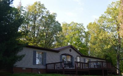 Family style home #18 3 bedroom 2 bath on Patoka Lake in Southern Indiana