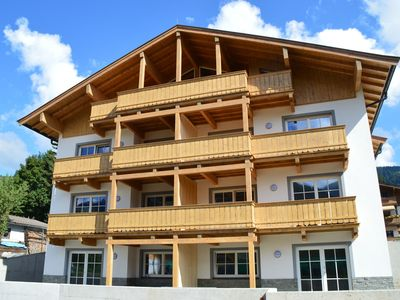Photo for New and modernly furnished penthouse in Brixen im Thale.