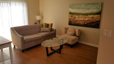 Photo for 1 Bedroom Townhouse Ideal for Long Vacation!
