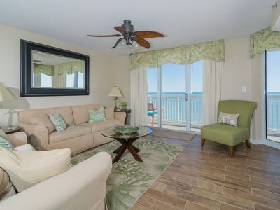 Photo for MARCH $895.00 wk. END UNIT MULTIPLE OCEAN VIEWS - sleeps 14
