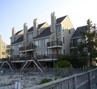 Photo for FREE DAILY ACTIVITIES!!  Beautifully decorated oceanfront town home in Kings Grant. 3 bedrooms plus den, 4 baths