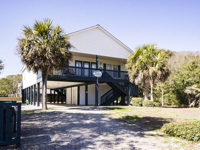 Photo for The Ozone: 3 BR / 2 BA home in Oak Island, Sleeps 8