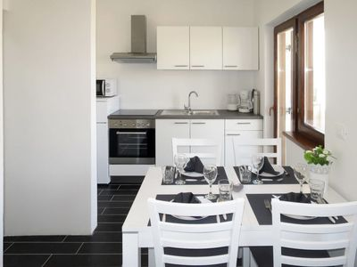 Photo for 2 bedroom Villa, sleeps 5 in Šarić with Air Con and WiFi