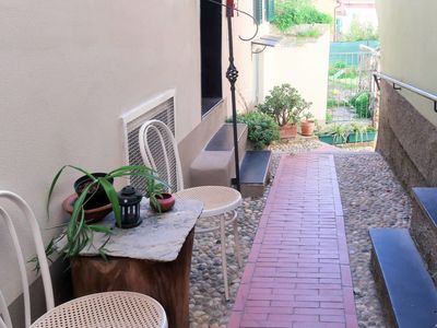 Photo for Vacation home Casa danese (CIV173) in Civezza - 5 persons, 2 bedrooms