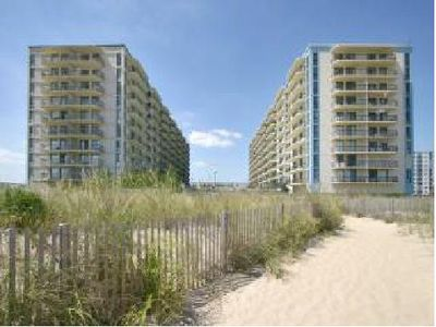 Braemar Towers, Ocean City, MD, USA, unit 911, ocean view at 131st Street