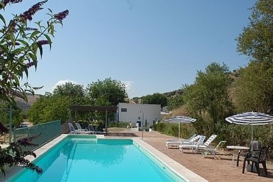 Photo for 4 bedroom Villa, sleeps 8 in Huétor-Tájar with Pool and WiFi