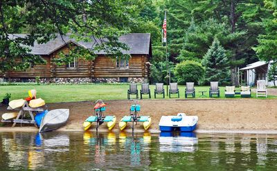 Photo for POV Resort Cabins - Walleye Cove (2 Bdrm) - Unit 7