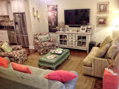 Photo for The Reserve, 3BR Sleeps 7, Great Location ,Pool on Property