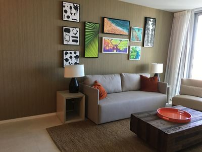 Photo for Beautiful Hyde resort and residences 1 bed 1 bath