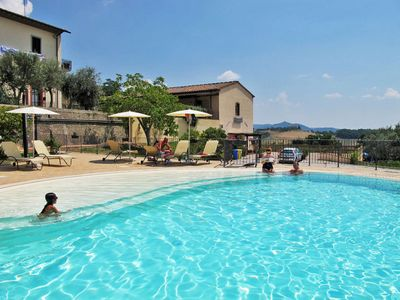 Photo for One bedroom Villa, sleeps 5 in Pomarance with Pool and WiFi