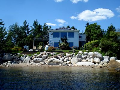 Photo for 1BR Cottage Vacation Rental in Hubbards, NS