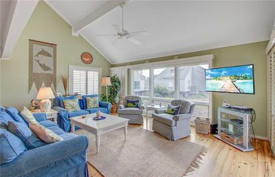 Photo for Majestic Ocean Views Allotted, Close to Golf, Community Pools and Restaurants Only Steps From Beach